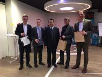 "Zum Artikel ""Taiwanese business experts visit WI1 and JOSEPHS"""
