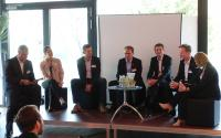 "Zum Artikel ""Panel discussion and workshop at MBS symposium ""Digital vernetzt"""""