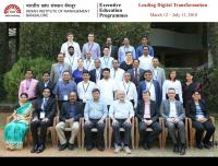 "Zum Artikel ""Kick-off of the executive education program ""Leading Digital Transformation"" at IIM Bangalore, India"""